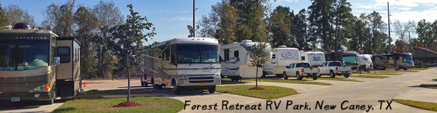 The Tall Pines Forest Retreat And River Ranch Rv Parks